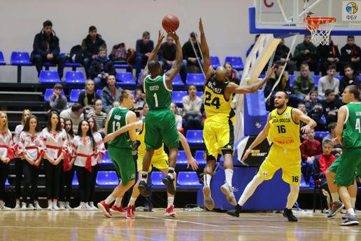 «Дніпро» здобув фантастичну перемогу тастав володарем Кубка України збаскетболу