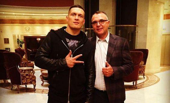В заключительном бою WBSS Усик— Гассиев букмекеры считают фаворитом украинца