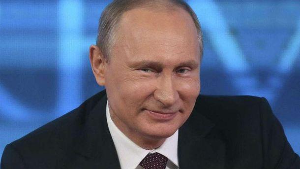 Путін цинічно прокоментував застосування хімічної зброї в Сирії