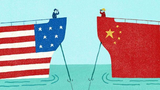 КНР пояснил США, чем вражда отличается ототстаивания законных интересов