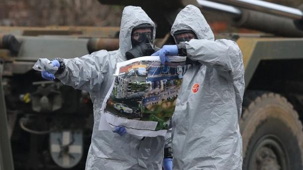 Україна готова допомогти Великобританії врозслідуванні отруєння Скрипаля