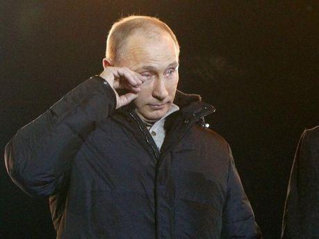"""""""Давай їдь звідси!"""": в Росії школярі освистали Путіна (відео)"""