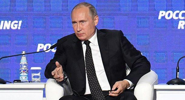 Путин пытается изолировать Россию от всего мира – так легче дольше оставаться у власти