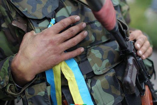 Названо кількість добровольців, які загинули на Донбасі з початку війни