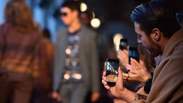 ТОП-сторінок в Instagram, за якими найбільше стежили під час Тижнів моди 2018