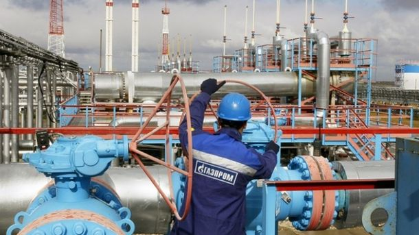 Газпром впервый раз в 2018-ом году поднял давление втранзитных газопроводах согласно договору