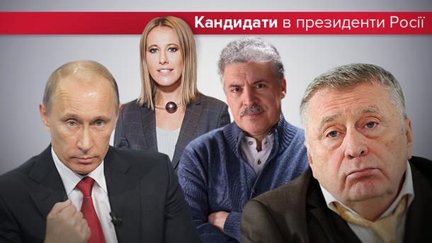 Собчак попросила В.Путина опомиловании 16 политзаключенных