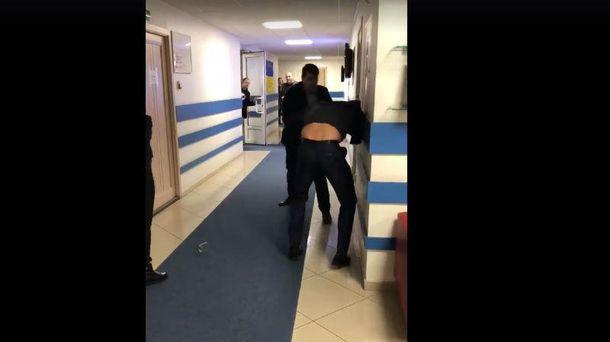 Нардепи Гончаренко та Івченко побилися через «правки Лозового»,— Геращенко