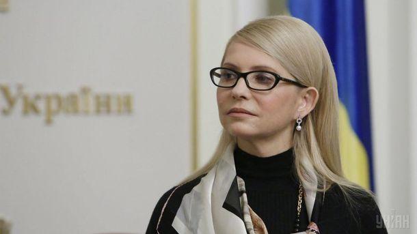 Тимошенко будет платить экс-советнику Трампа 65 тыс. долларов вмесяц