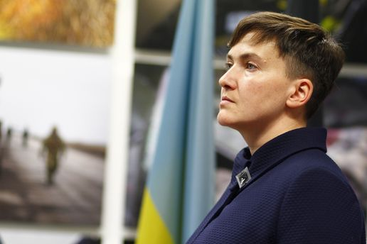 """Савченко потрапила в """"Чистилище"""""""
