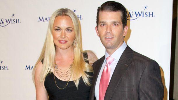 Дональд Трамп— молодший і його дружина оголосили про розлучення