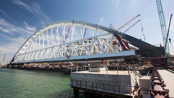 Там уже було два мости, де вони? – російський вчений про Кримський міст