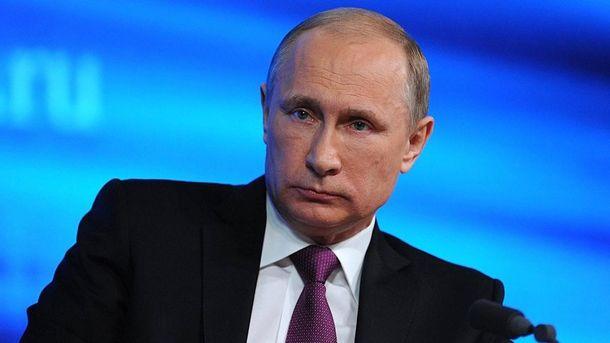 Після зняття Путіна на нього
