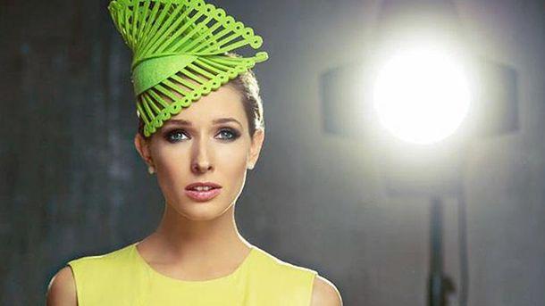 Телеведуча Катя Осадча