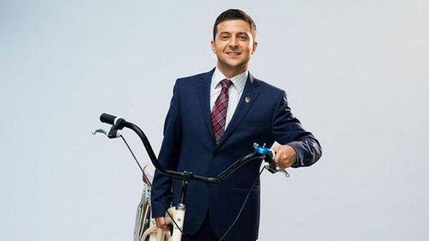 Володимир Зеленський вразив прихильників відмінною фізичною формою: відео