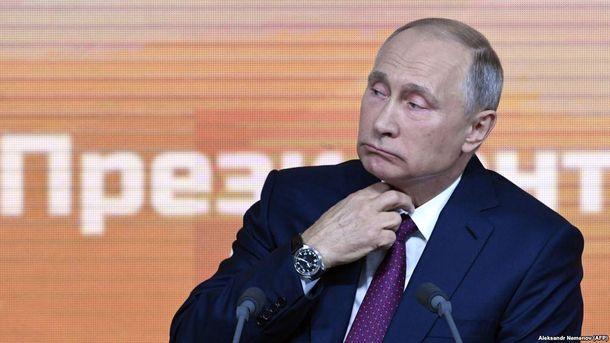 """У мережі показали влучну карикатуру на """"Путіна-Брєжнєва"""" (фото)"""