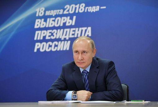 Топ-10 фактів про вибори президента у Росії, або Чи зможе Путін пробути  увесь термін на посаді?