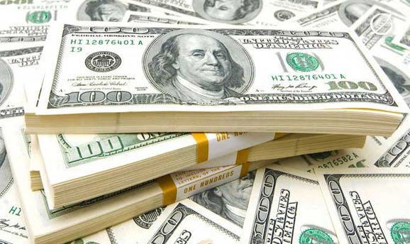 Курс доллара на Мосбирже в первый раз с февраля поднялся выше 58 руб.