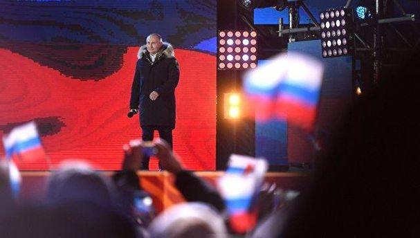 Після виборів Путіна залишилося два серйозних питання