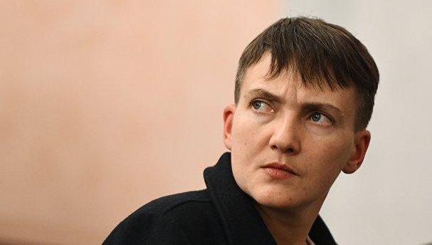 Савченко назвала причины пожаров наукраинских военных складах