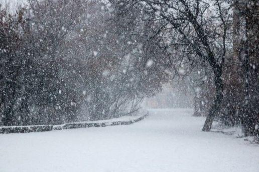 Погода на 20 березня: снігопади та морози тривають