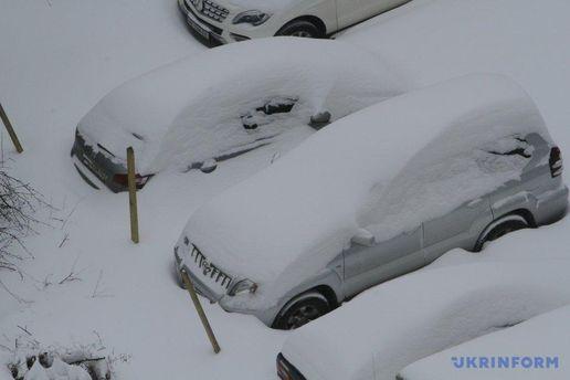 У Дніпрі 20 і 21 березня зробили вихідними через снігопад