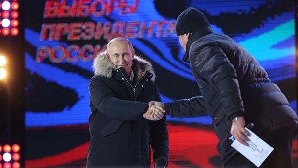 Кто поздравлял Путина с победой на выборах: в Кремле похвастались количеством