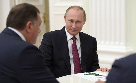 """Путін """"підігріває"""" новий збройний конфлікт у центрі Європи, – дослідження"""