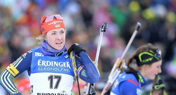 Легендарна українська біатлоністка надумала завершити кар'єру (фото)