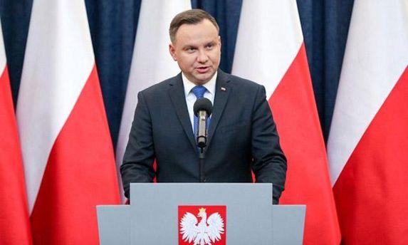 Польша может ограничиться только формальными поздравлениями В. Путина послучаю инаугурации