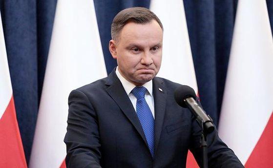 Президент Польши решил неехать наЧМ-2018 в Российскую Федерацию