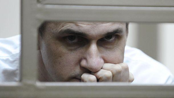 У Росії отруїли Олега Сенцова, він помирає, – експерт
