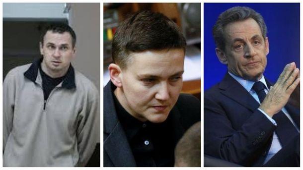 Головні новини 20 березня: історія з отруєнням Сенцова, заяви Савченко та затримання Саркозі