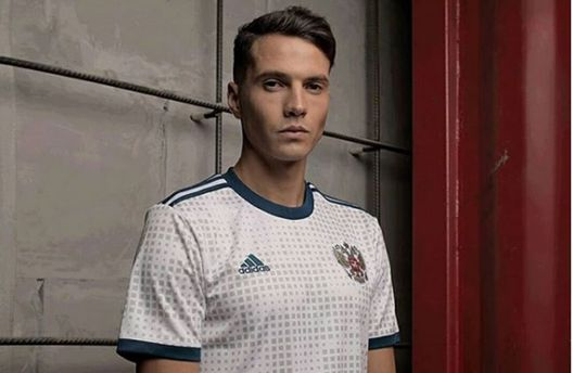 Збірна Росії з футболу представила свою нову форму: у мережі глузують