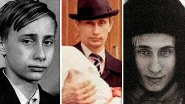 Таким ви ще його не бачили: у мережі опублікували рідкісні фото з життя Путіна
