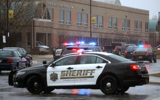 Стрельба в школе в Мэриленде: есть раненые, стрелок-подросток убит