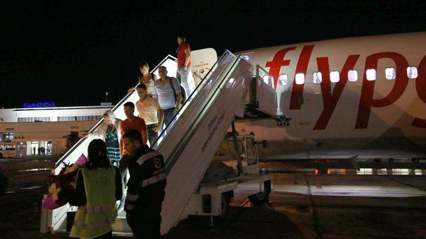 В Одесі сталась бійка на борту літака