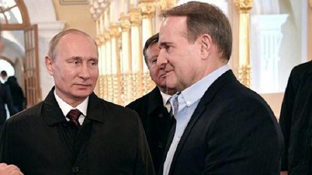 Ситуація із  Савченко – тиск Порошенка на Медведчука, – експерт