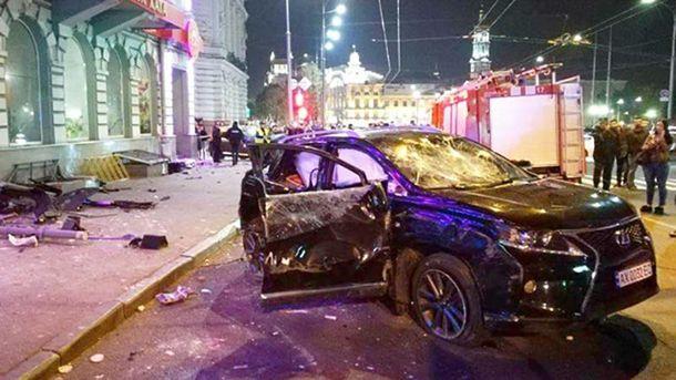 ДТП із Зайцевою: свідок розповів про момент аварії