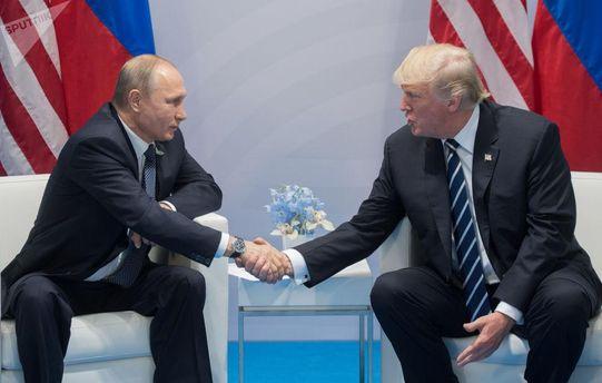 Ладнати зРосією— цедобра справа,— Трамп про дзвінок Путіну