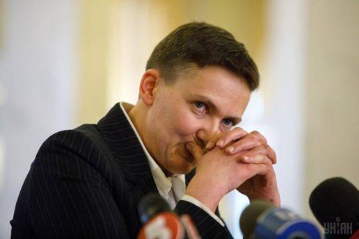 Надія Савченко та її зоряний час в українській політиці