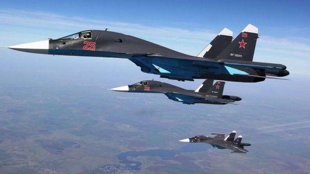 Повітряні Сили ЗСУ приведені вбойову готовність через провокації російської авіації