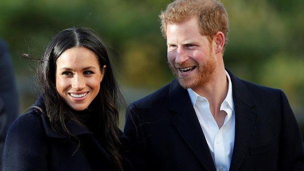 Как выглядят свадебные приглашения Меган Маркл и принца Гарри: фото