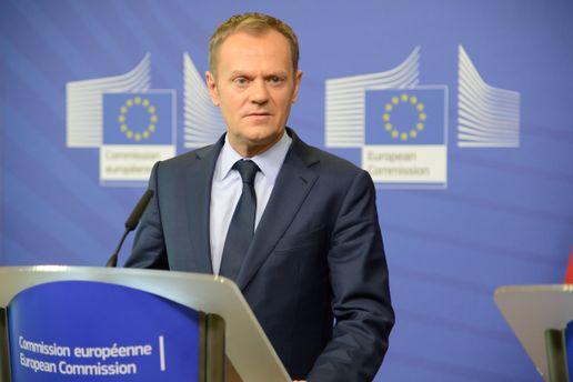 Лідери ЄС у п'ятницю схвалять пропозицію щодо перехідного періоду Brexit,— Туск