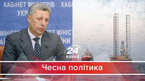 Як Юрій Бойко вийшов сухим з води навколо скандалу з