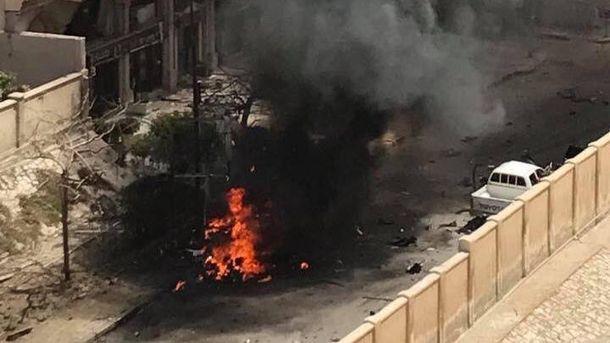 Вегипетской Александрии произошел взрыв: двое погибших