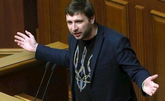 Парасюк заявив про бажання очолити МВС України