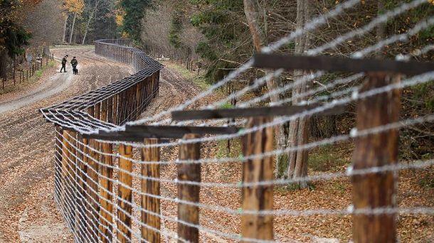 Польша построит забор награнице с государством Украина и Белоруссией