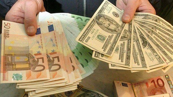 Украина увеличила валютный госдолг до76,7 млрд долларов