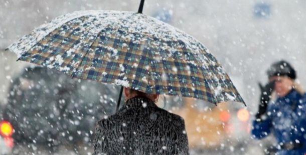 Погода на 28 березня: в Україні похолодання з дощами та снігом